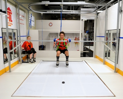 how to get rust off hockey skates